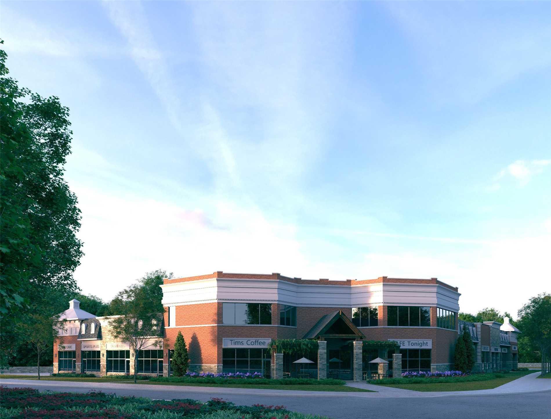Commercial Plaza - 275 Gardenbrook Trail, Brampton